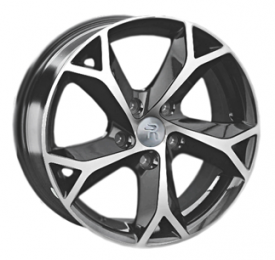 Литые диски Citroen Replay CI11 R16 W6.5 PCD5x114.3 ET38 GMF
