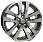 Литые диски WSP Italy Land Rover Ares‎ W2355 R19 W9.0 PCD5x120 ET53 Anthracite Polished