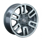 Литые диски Mazda Replay MZ37 R16 W7.0 PCD6x139.7 ET10 GMF