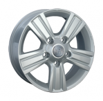 Литые диски Toyota Replay TY117 R18 W8.0 PCD5x150 ET60 S