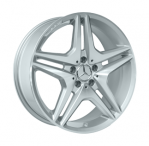 Литые диски Mercedes Replica MR800 R20 W8.5 PCD5x112 ET43 SF