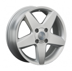 Литые диски Chevrolet Replay GN16 R16 W6.5 PCD5x105 ET39 S