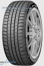 Шины Michelin Pilot Alpin PA2 245/45 R18 100V