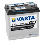 Аккумулятор Varta Black dynamic 45Ah 300A (545 077 030) B23