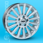 Литые диски Ford Replica A-F1234 R16 W6.5 PCD5x108 ET50 HS