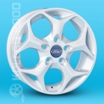 Литые диски Ford Replica A-0404 R15 W6.0 PCD5x108 ET53 S