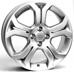Литые диски WSP Italy Opel Caridi W2505 R16 W6.5 PCD4x100 ET37 Silver