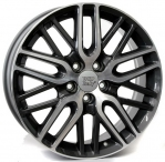 Литые диски WSP Italy Honda Imperia W2408 R17 W7.0 PCD5x114.3 ET55 Anthracite Polished