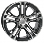 Литые диски WSP Italy BMW Xenia X3 W677 R19 W8.0 PCD5x120 ET30 Diamond Black Polished