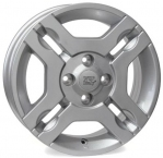 Литые диски WSP Italy Fiat Fiuggi‎ W161 R14 W5.5 PCD4x98 ET35 Silver