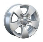 Литые диски Skoda Replay SK10 R14 W6.0 PCD5x100 ET38 S