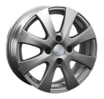 Литые диски Ford Replay FD41 R15 W6.0 PCD4x108 ET48 GM