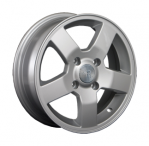 Литые диски Chevrolet Replay GN9 R15 W6.0 PCD4x100 ET45 S