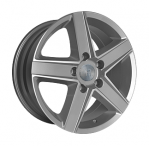 Литые диски Jeep Replay JE5 R18 W7.5 PCD5x127 ET51 SF