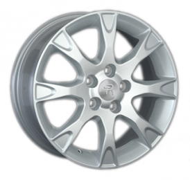 Литые диски Ford Replay FD51 R16 W6.5 PCD5x108 ET50 S