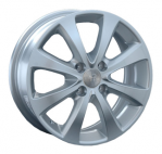 Литые диски Hyundai Replay HND73 R15 W6.0 PCD4x100 ET48 S