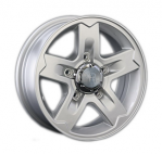 Литые диски Suzuki Replay SZ2 R15 W5.5 PCD5x139.7 ET5 SF