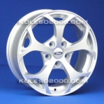 Литые диски Ford Replica JT-1261 R16 W6.5 PCD5x108 ET50 SiL
