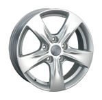 Литые диски Nissan Replay NS95 R17 W6.5 PCD5x114.3 ET40 S
