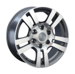 Литые диски Toyota Replay TY61 R17 W7.5 PCD6x139.7 ET25 GMF
