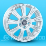 Литые диски Ford Replica A-6003 R16 W6.5 PCD5x108 ET53 S