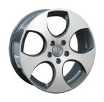 Литые диски Volkswagen Replay VV10 R17 W7.0 PCD5x112 ET45 GMF