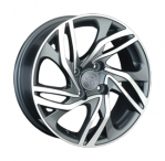 Литые диски Citroen Replay CI32 R16 W7.0 PCD4x108 ET32 GMF