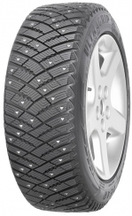 Шины GoodYear Ultra Grip Ice Arctic 225/55 R17 101T XL шип
