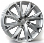 Литые диски WSP Italy Citroen Marseille‎ W3402 R17 W6.5 PCD4x108 ET26 Silver
