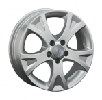 Литые диски Skoda Replay SK5 R15 W6.0 PCD5x112 ET47 S