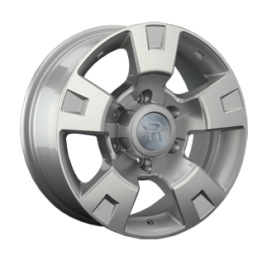 Литые диски Nissan Replay NS5 R17 W8.0 PCD6x139.7 ET10 SF