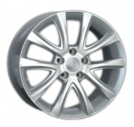 Литые диски Toyota Replay TY111 R17 W7.0 PCD5x114.3 ET39 S