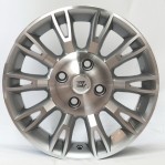 Литые диски WSP Italy Fiat Valencia W150 R16 W6.5 PCD4x98 ET45 Silver Polished