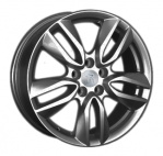 Литые диски Hyundai Replay HND109 R17 W7.0 PCD5x114.3 ET41 HPB