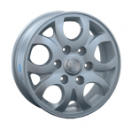 Литые диски Hyundai Replay HND55 R16 W6.5 PCD6x139.7 ET56 S