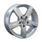 Литые диски Volkswagen Replay VV51 R17 W7.5 PCD5x130 ET50 S