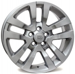 Литые диски WSP Italy Land Rover Ares‎ W2355 R19 W9.0 PCD5x120 ET53 Silver