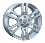 Литые диски Nissan Replay NS68 R17 W7.0 PCD5x114.3 ET55 S