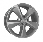 Литые диски Skoda Replay SK61 R16 W6.5 PCD5x100 ET43 S