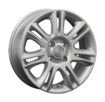 Литые диски Hyundai Replay HND84 R15 W6.0 PCD4x100 ET48 S