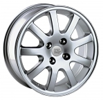 Литые диски WSP Italy Peugeot Nice‎ W812 R15 W6.5 PCD4x108 ET28 Silver